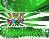 Christmas banners — Stock Vector