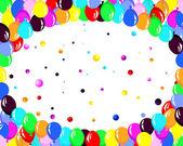 μπαλόνια — Διανυσματικό Αρχείο