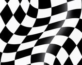 Racing vlag — Stockvector