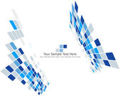 Checked background — Stock Vector