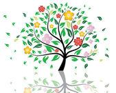 Blossom boom — Stockvector