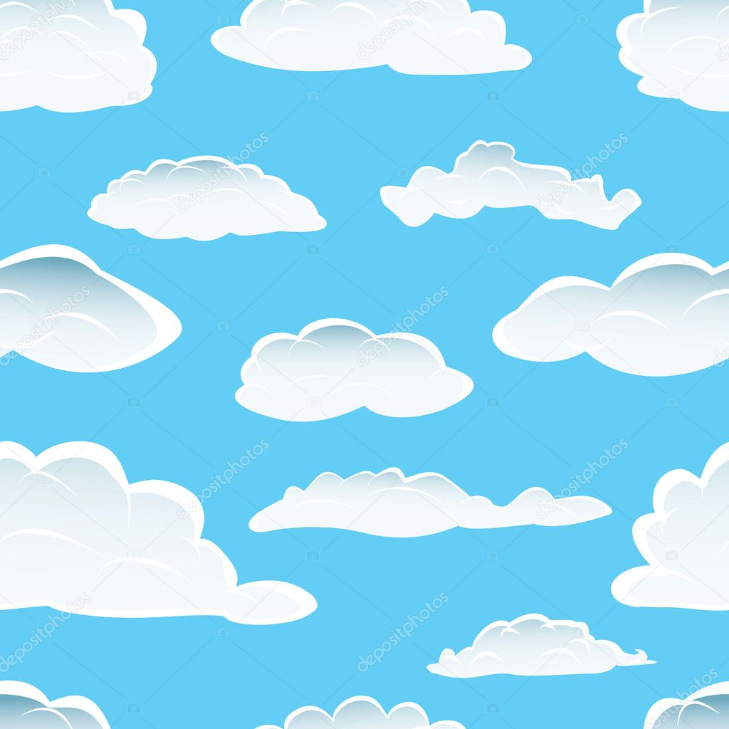 cloud clipart background - photo #36