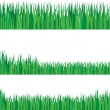 Grass set - Stock Vector