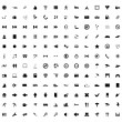Biggest icon collection — Imagen vectorial