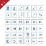 Icon set#1 — Stock Vector #3662246