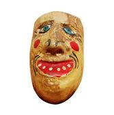 Ethnic Mask — Stock Photo
