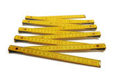 Measuring Ruler — Stock Photo