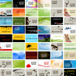 Royalty-Free Stock Векторное изображение: Business cards