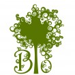 Save forests - bio energy — Imagen vectorial