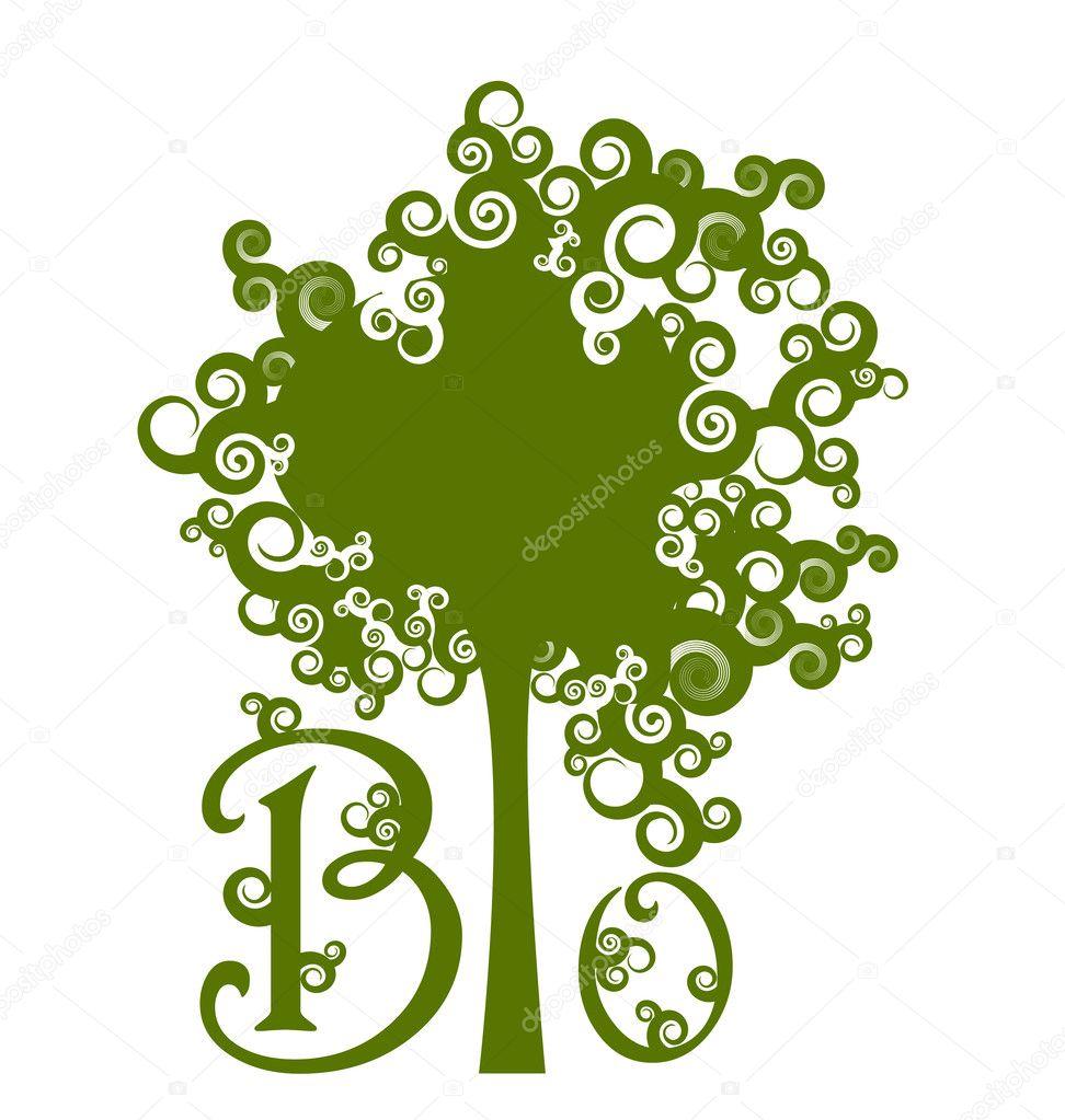 四季 森林 矢量图