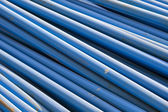 Blue Pipes — Stock Photo