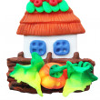 Stock Photo: Toy house