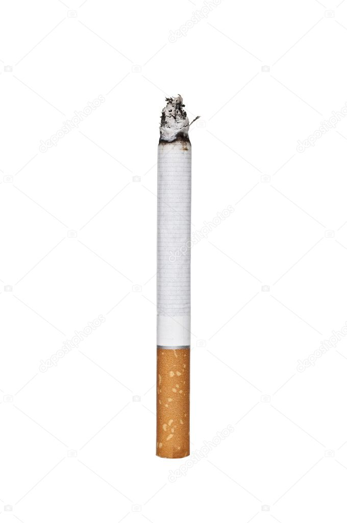 Cigarette isolated  Stock Photo #3407330