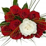 Wedding Bouquet — Stock Photo #3415820