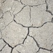 Cracked cement wall — Stock Photo