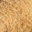 Abstract background made from straw — Stock Photo