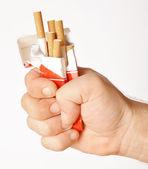 Sigara durdurmak — Stok fotoğraf