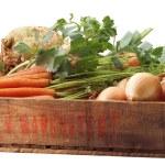 Paka warzyw — Zdjęcie stockowe