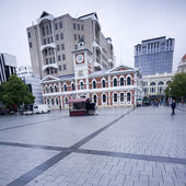 Centro de christchurch — Foto de Stock