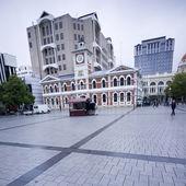Christchurch center — Zdjęcie stockowe