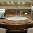 Lavatory Basin - Stock Photo
