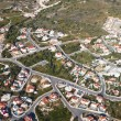 Aerial view of residential area — Stock Photo