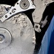 Royalty-Free Stock Photo: Extreme hard drive cooling