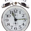 Stock Photo: Crome alarm clock