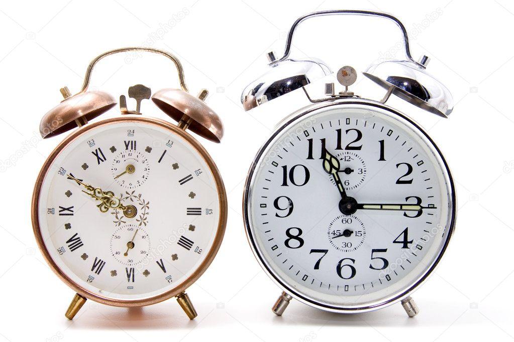 Alarm Clock Front View