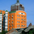 Stock Photo: Moscow new buildings
