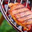 Grilled meat — Stock Photo #3407072