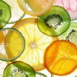 Citruses slices — Stock Photo