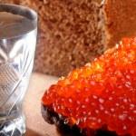 Caviar red — Stock Photo #3407595