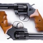 Guns — Stock Photo
