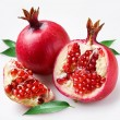 Stock Photo: pomegranate