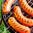 Sausages — Stock Photo #3416628
