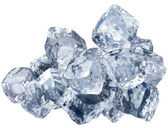 Blocks of ice — Stock Photo