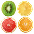 Citruses — Stock Photo #3433825