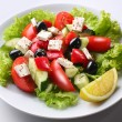 greek salad&quot — Stock Photo #3433834