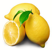 Lemon — Stock Photo