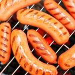 Sausages — Stock Photo #3440465