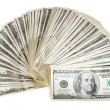 American dollars — Stock Photo #3604069