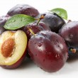 Plums — Stock Photo #3605979