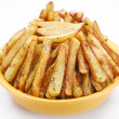 Royalty-Free Stock Photo: Fried potato