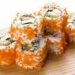 Sushi rolls — Stock Photo #3606116