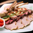 Stockfoto: Boiled meat