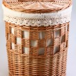 Basket for wattled — Stock fotografie