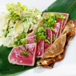Raw tuna — Stock Photo #3608674