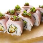 Sushi rolls — Stock Photo #3608824