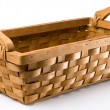 Wattled basket — Foto Stock